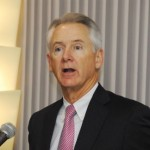 Governor Bill Graves, President & CEO of ATA and Chairman of the American Highway Users Alliance.